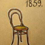 Clásicos del diseño: Thonet No. 14 (1859)